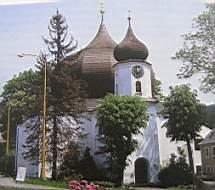 Železná Ruda - kostel